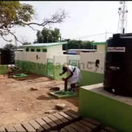Saint John's JHS in Bolgatanga gets toilet facilities